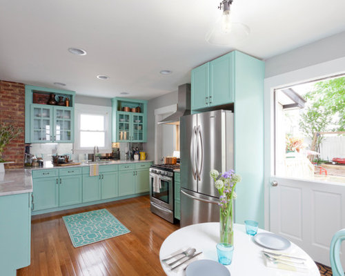 1930s bungalow kitchen design ideas remodel pictures houzz for Bungalow kitchen ideas