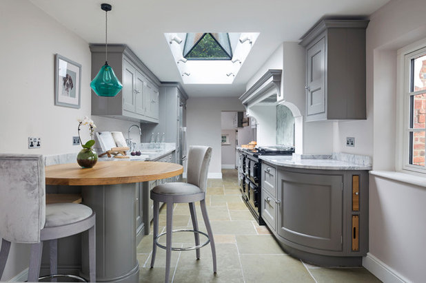 Traditional Kitchen by Lewis Alderson & Co.