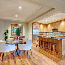 Traditional Kitchen by Andrea Braund Home Staging & Design