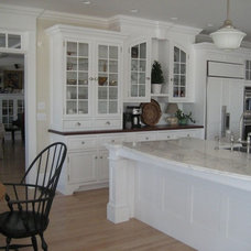 Traditional Kitchen by Sprague Woodworking