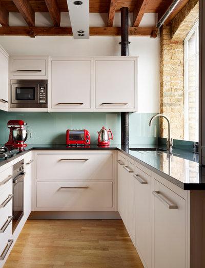 Houzz tips: 8 metoder til at udnytte pladsen i et lille køkken