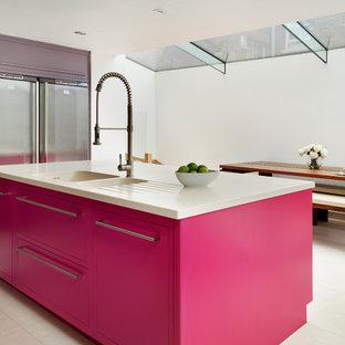 Eclectic kitchen ideas - Kitchen - eclectic kitchen idea in London