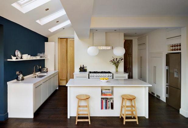 コンテンポラリー キッチン by Harvey Jones Kitchens