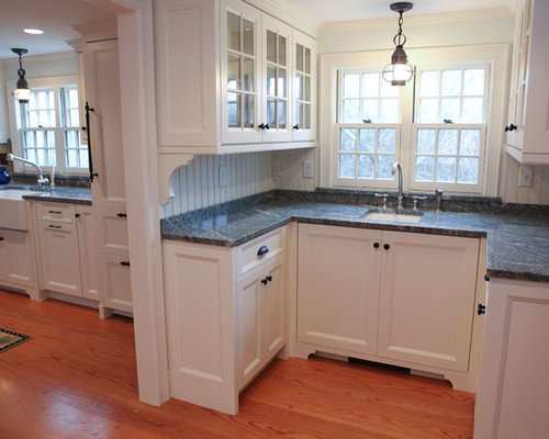 Cape cod kitchen houzz for Cape cod remodel ideas
