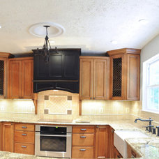 Traditional Kitchen by Schmidt Contracting Services LLC