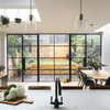 Kitchen Tour: Crittall Doors Flood This Airy Extension With Light