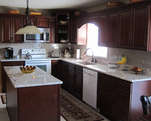 traditional kitchen remodel in kingsport tn