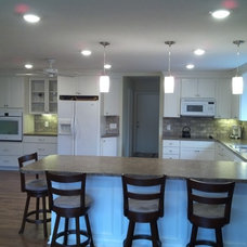 Traditional Kitchen by Cabinet Savvy Group