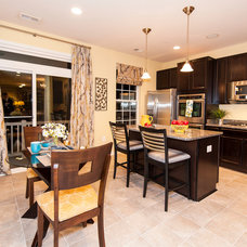 Traditional Kitchen by Haverford Homes
