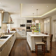 Traditional Kitchen by Spencer-Abbott, Inc.