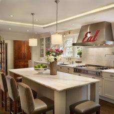 Contemporary Kitchen by Spencer-Abbott, Inc.