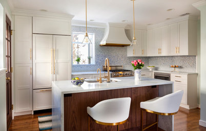 Couple Renovates to Spend More Time in the Kitchen