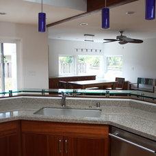Contemporary Kitchen by Hawaii Kitchen & Bath