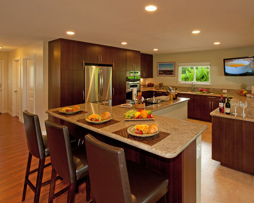 Kitchen Laminate Floors Ideas, Pictures, Remodel and Decor