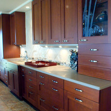 Contemporary Kitchen by Tervola Designs