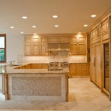 Modern Kitchen by Authentic Durango Stone™