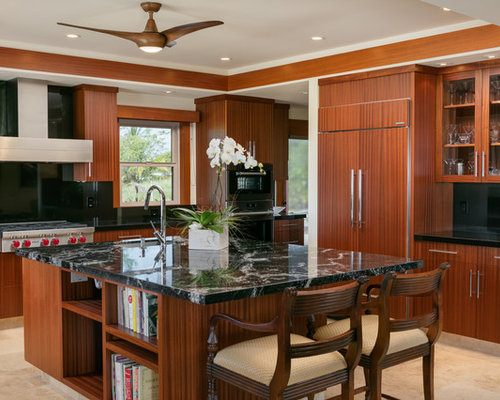 3 929 tropical kitchen design ideas remodel pictures houzz - Tropical kitchen design ...