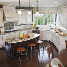 Contemporary Kitchen by Mary Cook