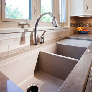 Integrated Drainboard Houzz