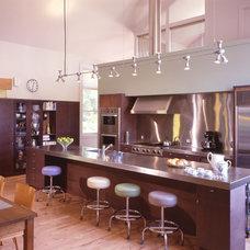 Contemporary Kitchen by Billinkoff Architecture PLLC