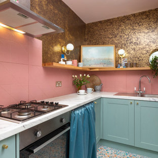 Haymarket, Kitchen design