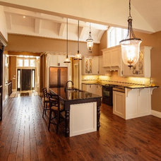 Traditional Kitchen by Haynes Classic Homes