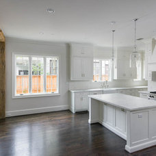 Traditional Kitchen by Booth Builders, Inc.