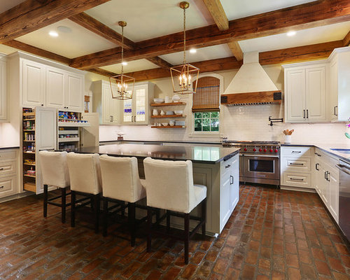 Farmhouse New Orleans Kitchen Design Ideas Remodel Pictures Houzz
