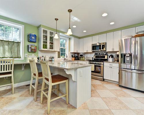 Beadboard Cabinet Doors Home Design Ideas, Pictures ...