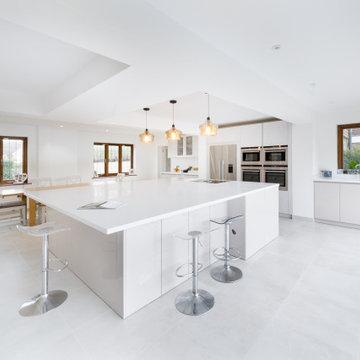 Haywards Heath | Contemporary family kitchen