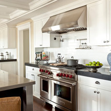 Beach Style Kitchen by Barclay Butera Interiors