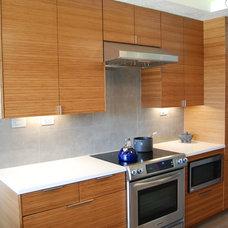 Contemporary Kitchen by Zach Cole Design