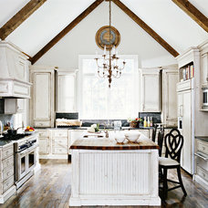 traditional kitchen by Harrison Design Associates - DC