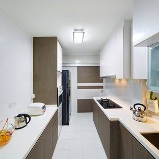 HDB Interior at Fernvale Link, Singapore