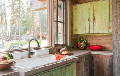 Kitchen Windows: 13 Classic and Creative Ideas