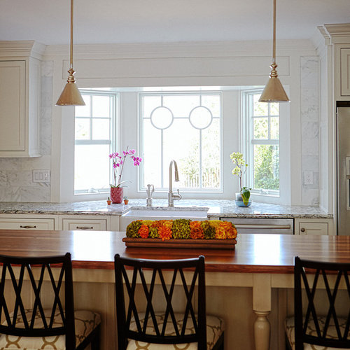 Kitchen Sink Bay Window: Is The Window Over The Sink One Bay Window? Or Three