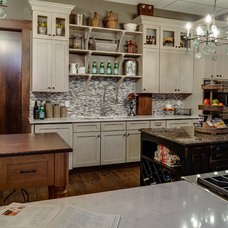 Contemporary Kitchen by Designs by Dawn at the Lake Street Design Studio