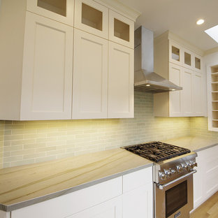 Heath Ceramics Tile Backsplash