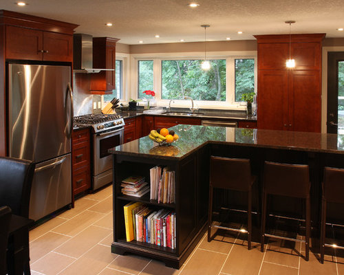 interior design kitchen pictures l shaped kitchen layouts home design ideas pictures 4778