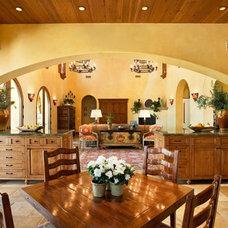 Mediterranean Kitchen by MasterWork Definitive