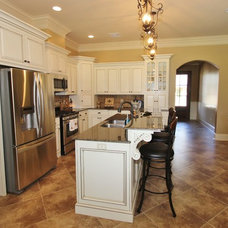 Traditional Kitchen by Van Alan Homes