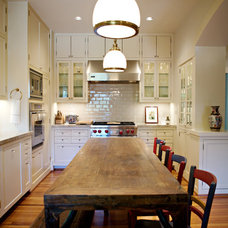 Traditional Kitchen by Cusimano Architect