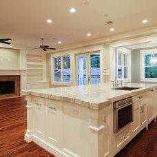 Traditional Kitchen by Brickmoon Design