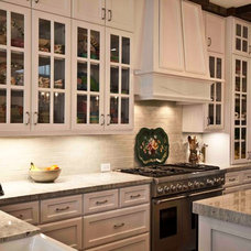 Traditional Kitchen by Ridgewater Homes Inc