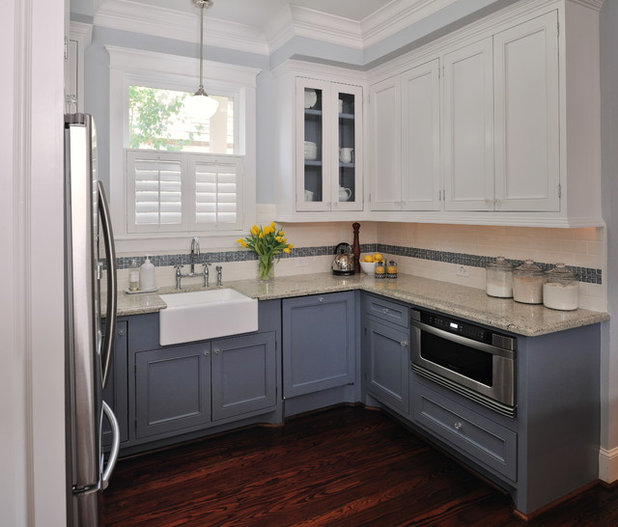 Traditional Kitchen By Carla Aston Interior Designer