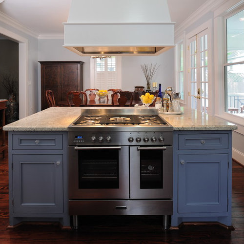 Kitchen Island Ranges