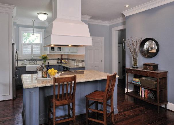 Traditional Kitchen by Carla Aston   Interior Designer