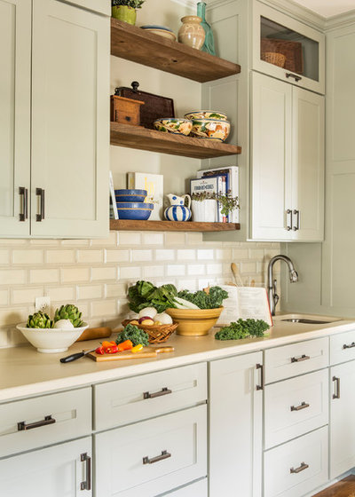 Eclectic Kitchen by Kathryn J. LeMaster Art & Design