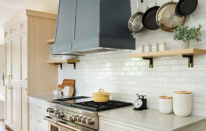 4 Kitchen Makeovers With Standout Range Hoods