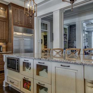 Heirloom Kitchen by Wellborn Forest Products
